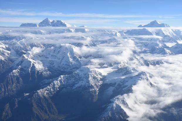 Đỉnh Everest cao nhất thế giới thì ai cũng biết nhưng đảm bảo 90% bạn sẽ trả lời sai vị trí chính xác của ngọn núi - Ảnh 6.