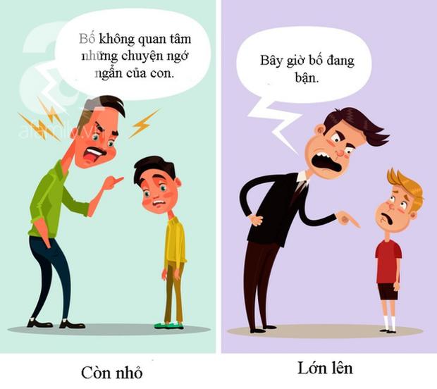 8 sai lầm của cha mẹ khiến con lớn lên sẽ hình thành tính cách xấu - Ảnh 2.