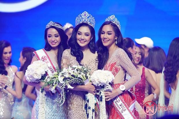 Trong một đêm Việt Nam và Thái đều tìm ra Tân Hoa hậu Thế giới, liệu nhan sắc, body và trình độ học vấn có chênh lệch? - Ảnh 1.