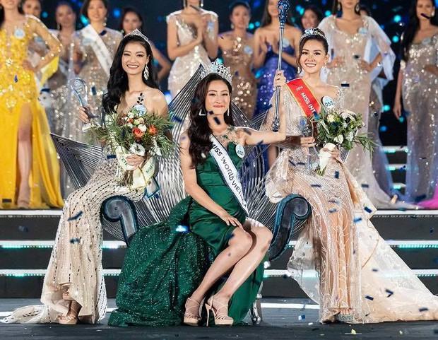 Đọ trình tiếng Anh của Hoa hậu, Á hậu 2019: Thuỳ Linh gây choáng với IELTS 7.5, Kiều Loan luyến láy đầy ấn tượng - Ảnh 3.