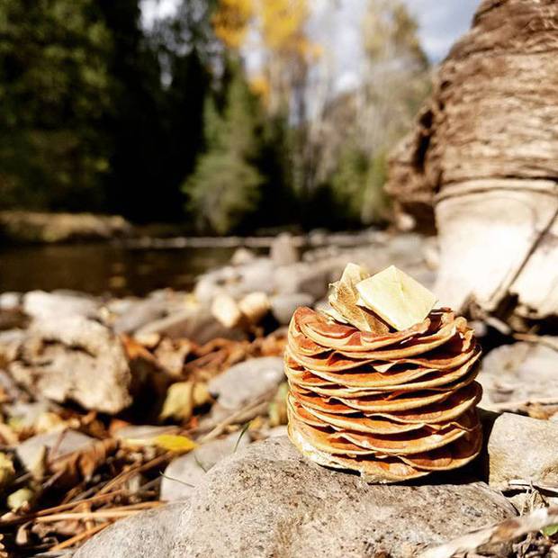 Chùm ảnh: Khi đang đói thì nhìn cái gì cũng ra hình đồ ăn - Ảnh 4.