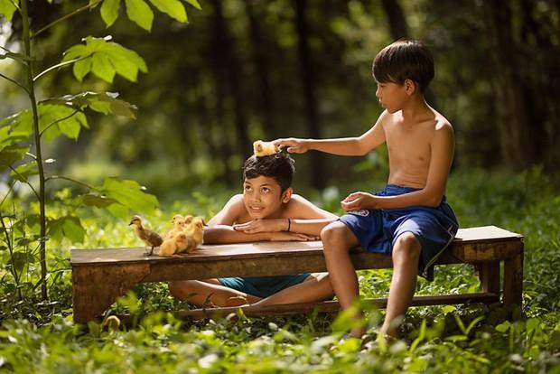 Những khoảnh khắc hạnh phúc giản dị khiến bạn cũng thấy vui lây - Ảnh 3.