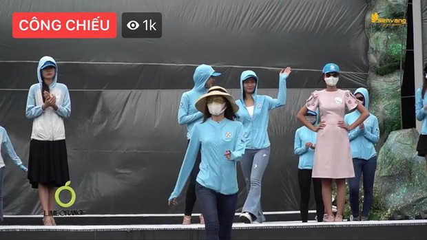 Trước khi sải bước kiêu sa tại chung kết Miss World VN 2019, các thí sinh cũng có khoảnh khắc mũ nón kín mít thú vị hết sức - Ảnh 4.