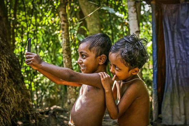 Những khoảnh khắc hạnh phúc giản dị khiến bạn cũng thấy vui lây - Ảnh 7.