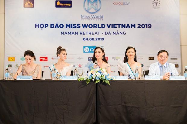 Tân Hoa Hậu Lương Thùy Linh đáp trả tin đồn mua giải tại Miss World Việt Nam 2019 - Ảnh 1.