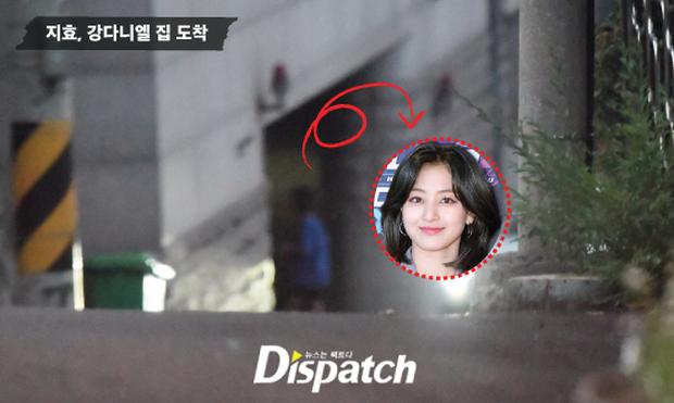 Dispatch khui cặp idol quyền lực: Idol làm rung chuyển xứ Hàn Kang Daniel và mỹ nhân TWICE hẹn hò tại nhà riêng - Ảnh 3.