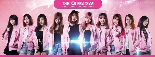 Trước khi xảy ra drama tiền tài, The Queen Team là cái nôi sản sinh ra loạt nữ streamer đình đám như MisThy, Uyên Pu, Ohsusu - Ảnh 1.