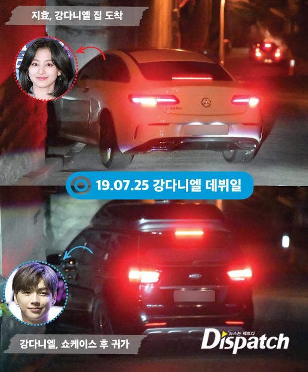 Dispatch khui cặp idol quyền lực: Idol làm rung chuyển xứ Hàn Kang Daniel và mỹ nhân TWICE hẹn hò tại nhà riêng - Ảnh 2.