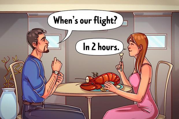 12 sai lầm du khách thường mắc phải nhất trước mỗi chuyến bay, cần lưu ý ngay để tránh rước họa vào người - Ảnh 11.