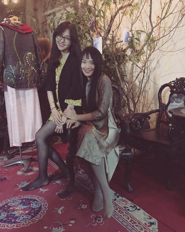 Chị gái Á hậu Tường San: Xinh đẹp, thần thái không thua kém gì cô em, đang học thạc sĩ thời trang tại Pháp - Ảnh 5.