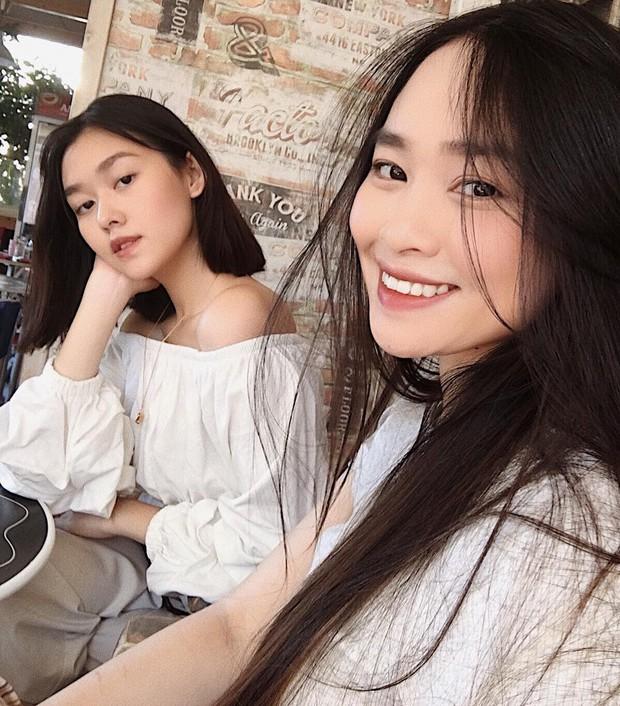 Chị gái Á hậu Tường San: Xinh đẹp, thần thái không thua kém gì cô em, đang học thạc sĩ thời trang tại Pháp - Ảnh 2.
