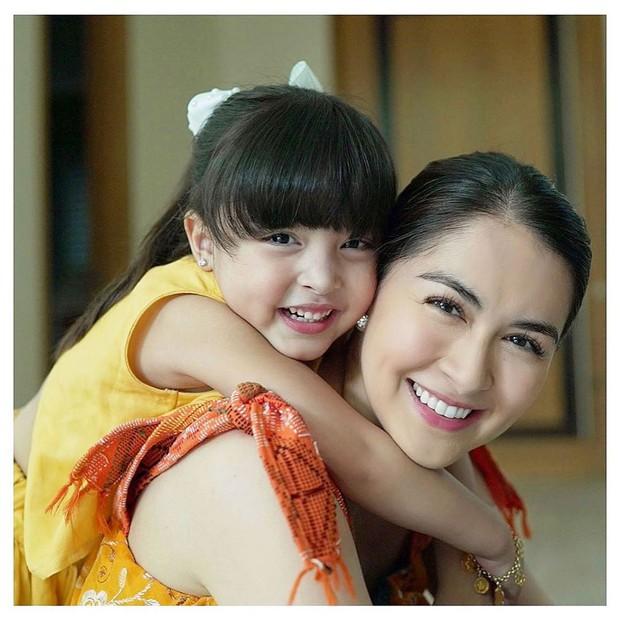 Lâu mới thấy ảnh cận cảnh của con gái mỹ nhân đẹp nhất Philippines: Nữ thần tương lai là đây chứ đâu! - Ảnh 4.