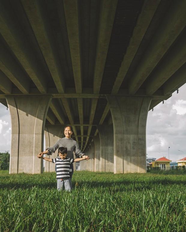 Góc sống ảo hot nhất với giới trẻ An Giang hiện tại chính là... chân một cây cầu: Nghe hơi vô lý nhưng nhìn hình sẽ thấy rất thuyết phục! - Ảnh 11.