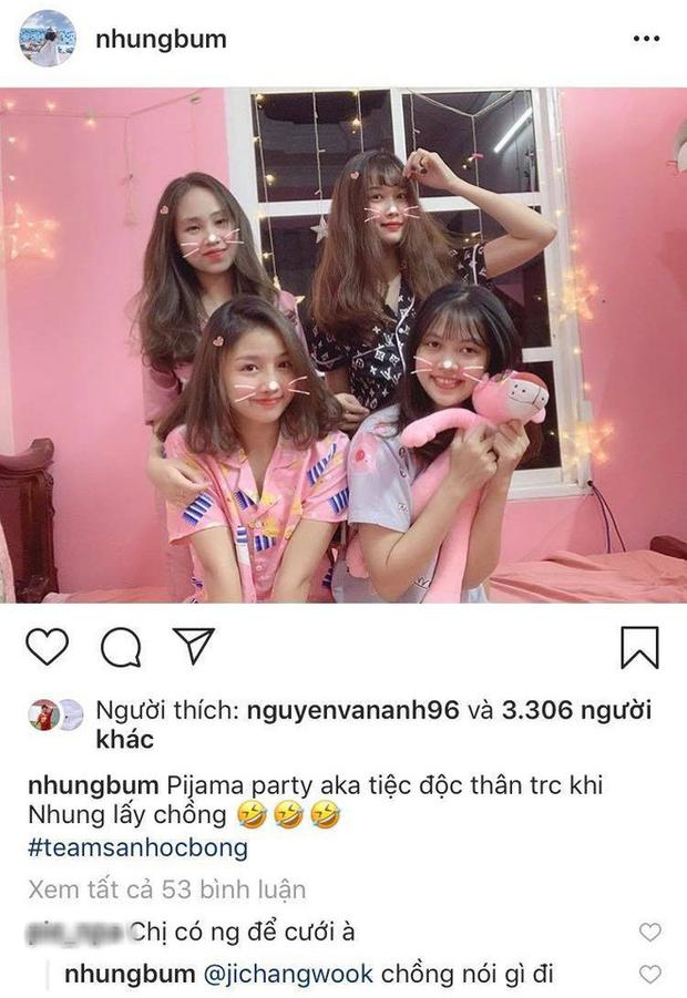 Bạn gái Văn Toàn tuyên bố sắp lấy chồng, nhưng người mà nàng tag tên lại là mỹ nam Ji Chang Wook - Ảnh 1.