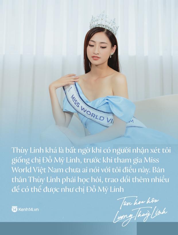 Top 3 Miss World Việt Nam 2019: Tân hoa hậu khẳng định không có ý định phẫu thuật thẩm mỹ, 2 á hậu gây thuyết phục bởi sự tự tin, khôn khéo - Ảnh 11.