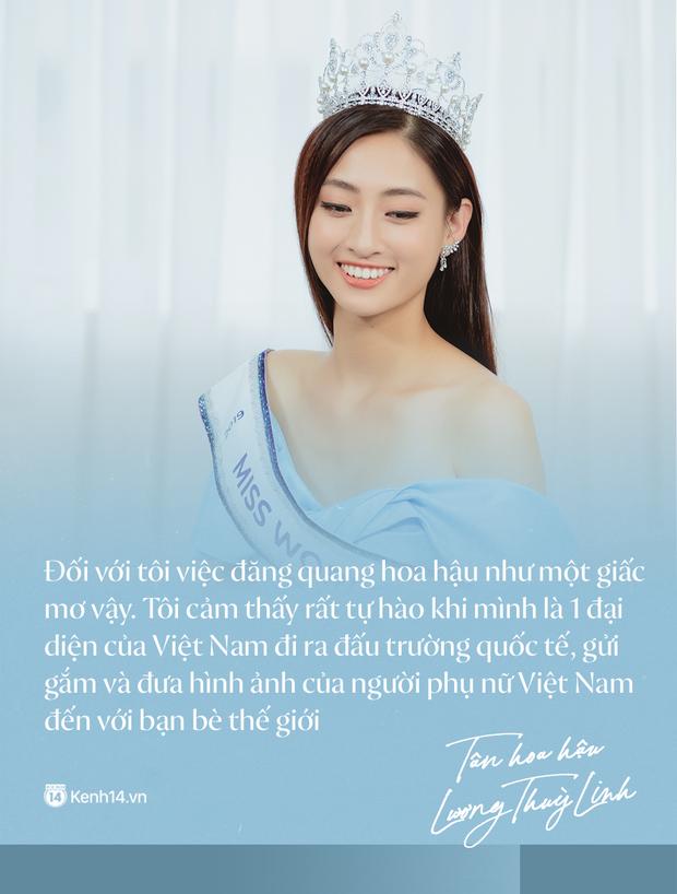 Top 3 Miss World Việt Nam 2019: Tân hoa hậu khẳng định không có ý định phẫu thuật thẩm mỹ, 2 á hậu gây thuyết phục bởi sự tự tin, khôn khéo - Ảnh 2.