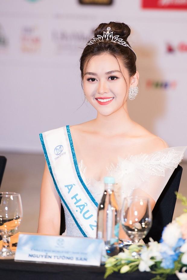 Chị gái Á hậu Tường San: Xinh đẹp, thần thái không thua kém gì cô em, đang học thạc sĩ thời trang tại Pháp - Ảnh 1.