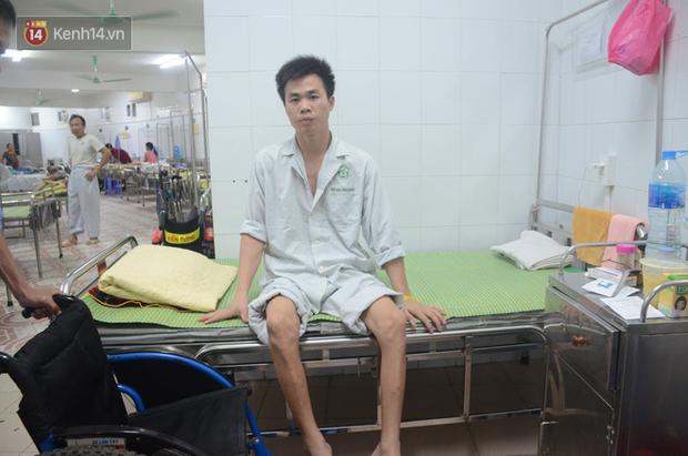 Vợ bị ung thư máu, con trai nằm liệt giường, người đàn ông chạy vạy mong có chiếc xe lăn cho con đỡ khổ - Ảnh 3.