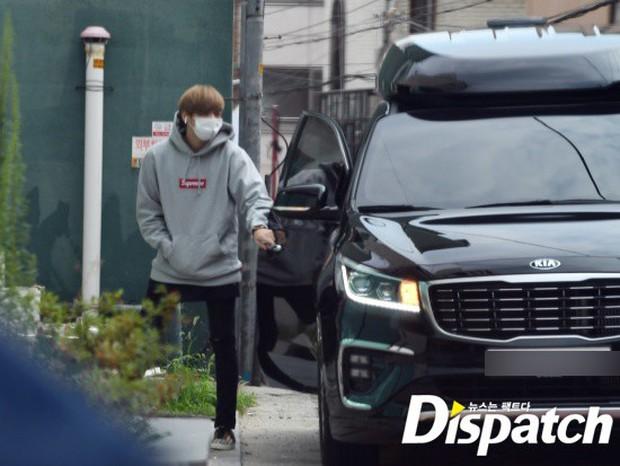 Dispatch khui cặp idol quyền lực: Idol làm rung chuyển xứ Hàn Kang Daniel và mỹ nhân TWICE hẹn hò tại nhà riêng - Ảnh 5.