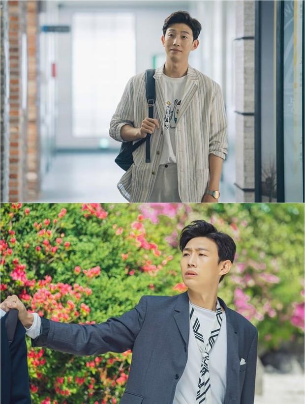 Xem A Moment At Eighteen ai cũng ước có một thầy chủ nhiệm như thầy của Ong Seung Woo và Kim Hyang Gi! - Ảnh 3.