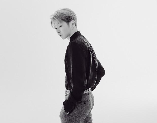 Bóc album debut của Kang Daniel: Tình yêu ở khắp muôn nơi, Jihyo (TWICE) chính là nàng thơ cảm hứng? - Ảnh 1.