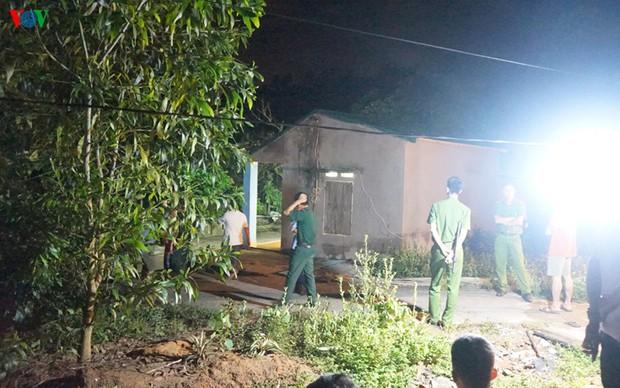 Phong tỏa hiện trường vụ án mạng kinh hoàng ở Uông Bí - Ảnh 5.