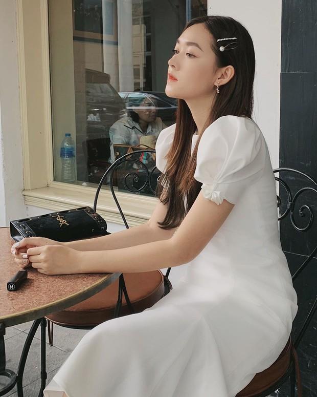 Nàng Á hậu được ví là bản sao của Hà Tăng: Style chỉ toàn màu đen - trắng nhưng sang chảnh như tiểu thư trâm anh thế phiệt - Ảnh 15.