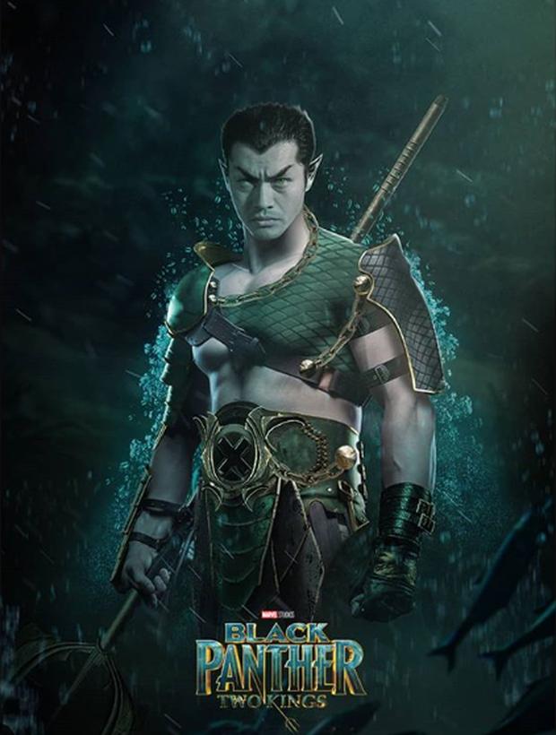 Trai đẹp ngon cơm Con Nhà Giàu Châu Á được nhắm cho vai Namor, vị vua Atlantis đối đầu với Black Panther - Ảnh 1.