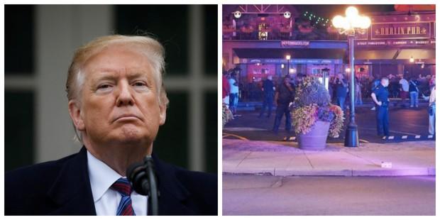 Một câu tweet nhưng 2 nội dung của Tổng thống Trump làm cả thế giới nhận ra nước Mỹ đang hứng chịu quá nhiều vụ xả súng - Ảnh 4.
