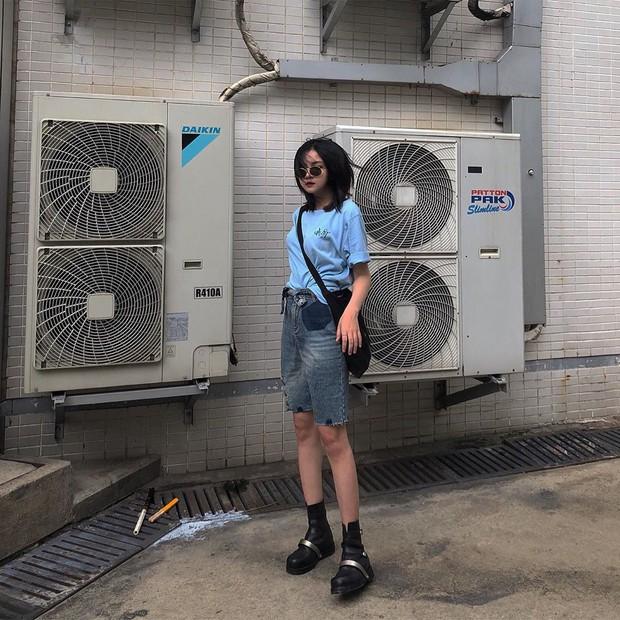 #kenh14streetstyle: Tuyển tập bí kíp diện đồ suông rộng siêu cool mà vẫn nịnh dáng ăn hình - Ảnh 5.