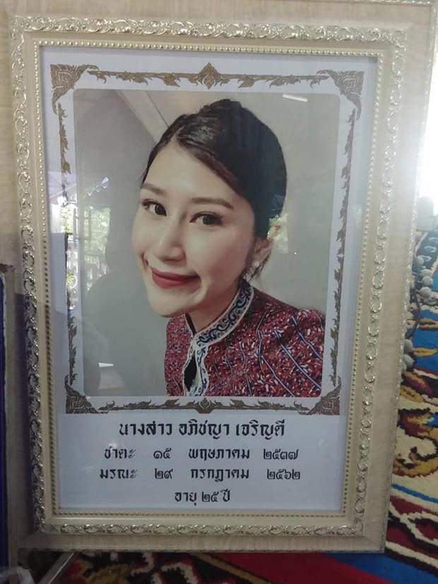 Nữ tiếp viên người Thái qua đời ở độ tuổi 25 sau 3 ngày chống chọi với căn bệnh sốt xuất huyết - Ảnh 6.