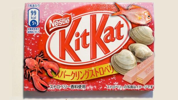 Người Nhật có một loại tài năng: Một món ăn thôi mà nghĩ ra cả trăm vị lạ lùng - Ảnh 2.