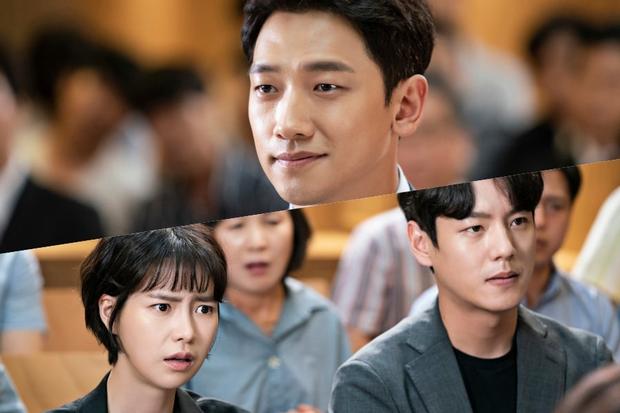 """Sợ Kim Tae Hee ghen, ông chồng quốc dân Bi Rain vội """"tự thú"""" về mối quan hệ với nữ chính trong Welcome 2 Life - Ảnh 7."""
