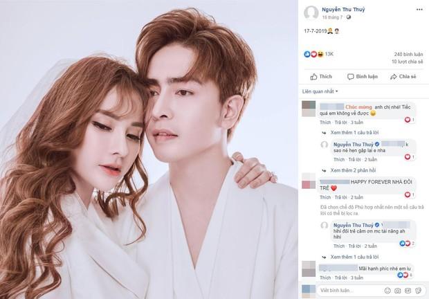 Thu Thủy bất ngờ gỡ ảnh bìa gia đình hạnh phúc, xóa avatar bên Kin Nguyễn giữa ồn ào con trai ruột bị chồng trẻ ngược đãi - Ảnh 3.
