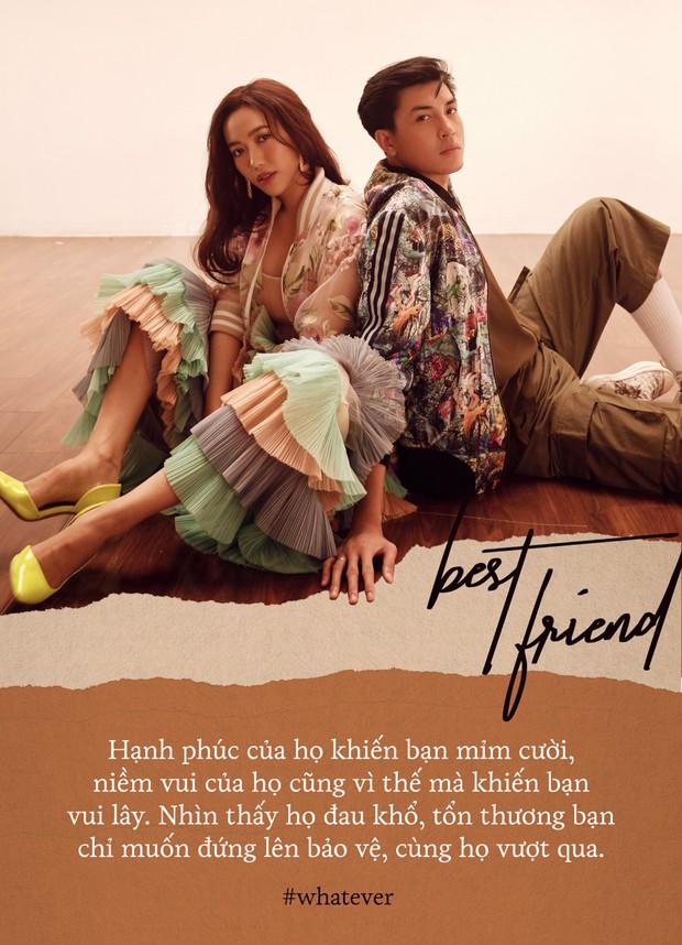 Không phải Anh Tú, Quang Đại mới là chàng trai Diệu Nhi công khai chụp hình đầy tình tứ - Ảnh 4.