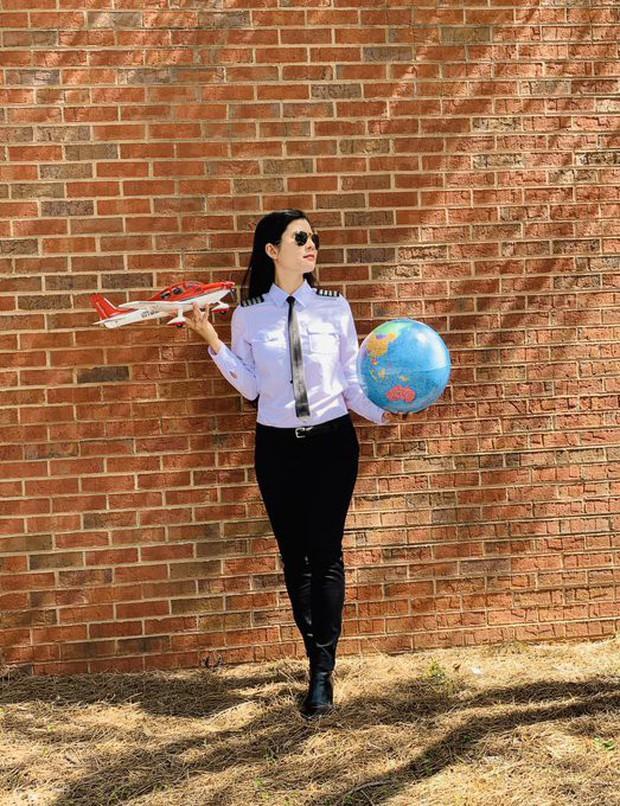 Lần đầu tiên trong lịch sử, Việt Nam sắp có một nữ phi công bay vòng quanh thế giới - Ảnh 1.