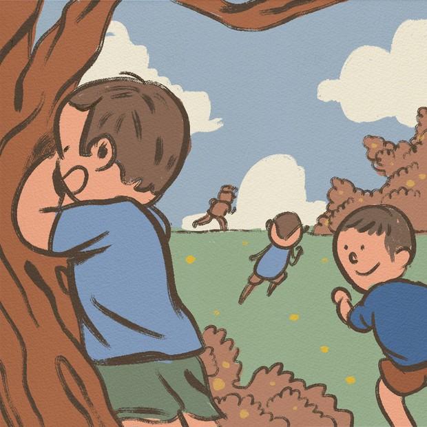 Lục tìm những mảnh ghép tuổi thơ đầy màu sắc của 8x 9x để thấy rằng được vui chơi lấm bẩn là cả một món quà quý giá! - Ảnh 7.