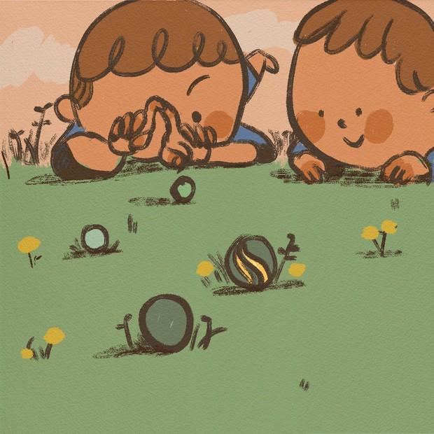 Lục tìm những mảnh ghép tuổi thơ đầy màu sắc của 8x 9x để thấy rằng được vui chơi lấm bẩn là cả một món quà quý giá! - Ảnh 6.