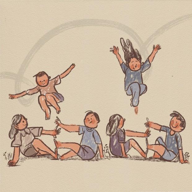 Lục tìm những mảnh ghép tuổi thơ đầy màu sắc của 8x 9x để thấy rằng được vui chơi lấm bẩn là cả một món quà quý giá! - Ảnh 2.
