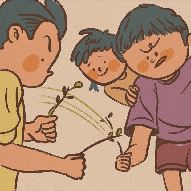 Lục tìm những mảnh ghép tuổi thơ đầy màu sắc của 8x 9x để thấy rằng được vui chơi lấm bẩn là cả một món quà quý giá! - Ảnh 1.