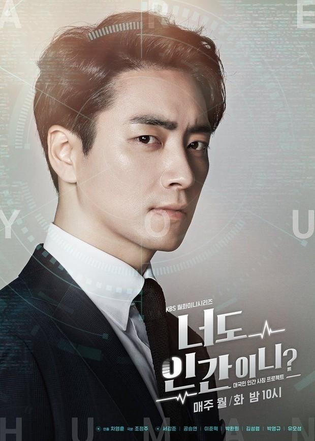 """""""Ác nam"""" tham vọng của Tổng Thống 60 Ngày: Từ tình địch của Lee Min Ho tới chính trị gia bí ẩn nhất nhì màn ảnh Hàn 2019 - Ảnh 16."""