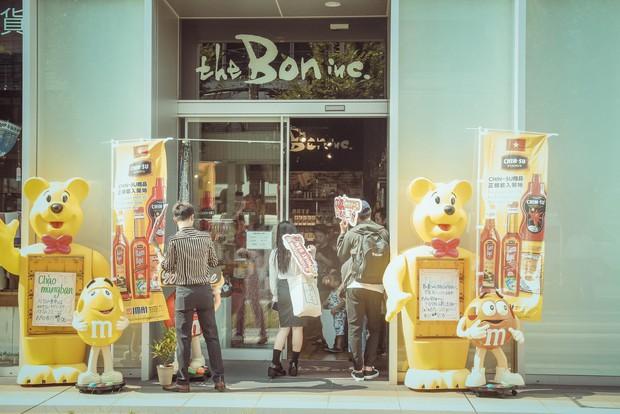 Mới ngày đầu ra mắt, tương ớt CHIN-SU đã khiến nhiều thực khách Nhật Bản xếp hàng để thưởng thức - Ảnh 2.