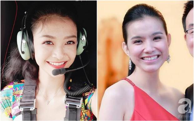 Makeup và làm tóc giống nhau: Top 3 Miss World Việt Nam thành bản sao của loạt mỹ nhân Việt đình đám - Ảnh 4.