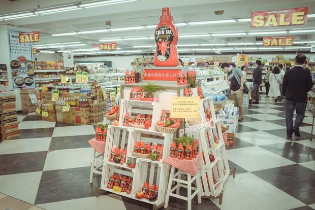 Mới ngày đầu ra mắt, tương ớt CHIN-SU đã khiến nhiều thực khách Nhật Bản xếp hàng để thưởng thức - Ảnh 7.