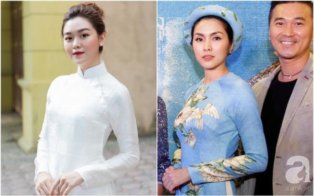 Makeup và làm tóc giống nhau: Top 3 Miss World Việt Nam thành bản sao của loạt mỹ nhân Việt đình đám - Ảnh 7.