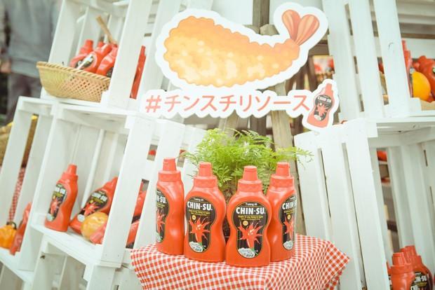 Mới ngày đầu ra mắt, tương ớt CHIN-SU đã khiến nhiều thực khách Nhật Bản xếp hàng để thưởng thức - Ảnh 10.
