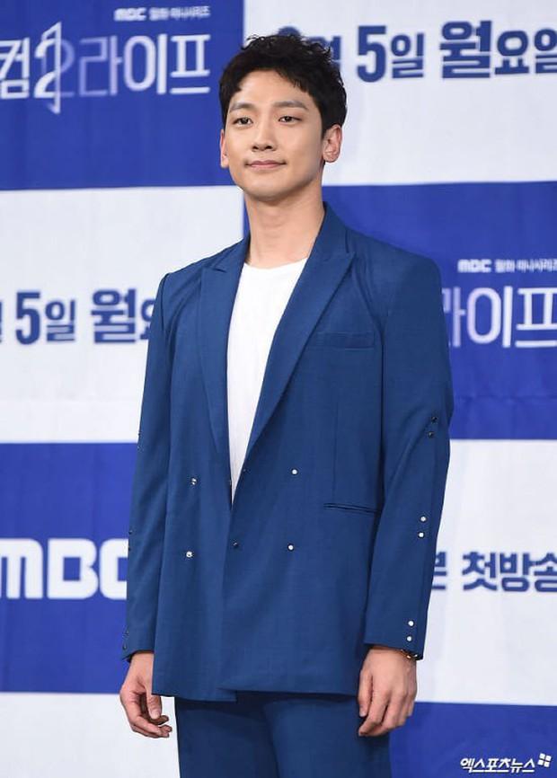 """Sợ Kim Tae Hee ghen, ông chồng quốc dân Bi Rain vội """"tự thú"""" về mối quan hệ với nữ chính trong Welcome 2 Life - Ảnh 1."""