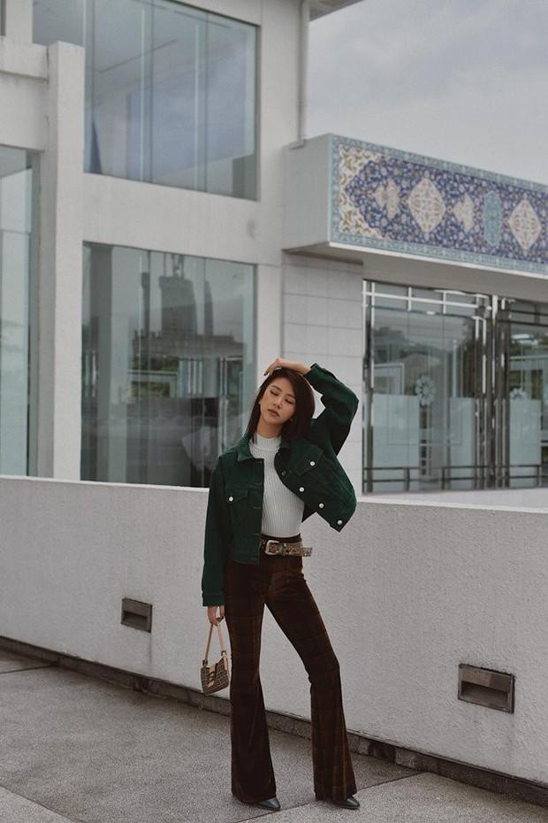 Đời du lịch của Quỳnh Anh Shyn chỉ 2 kiểu: Không mặc bikini ngả ngớn thì cũng lên đồ ngốt ngát ai cũng phải thua - Ảnh 13.