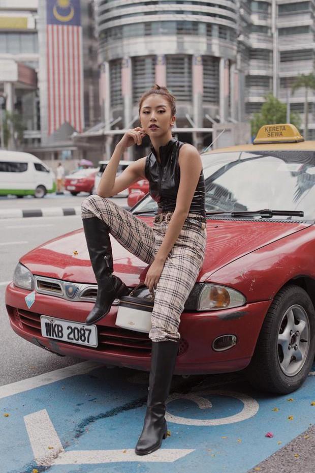 Đời du lịch của Quỳnh Anh Shyn chỉ 2 kiểu: Không mặc bikini ngả ngớn thì cũng lên đồ ngốt ngát ai cũng phải thua - Ảnh 14.