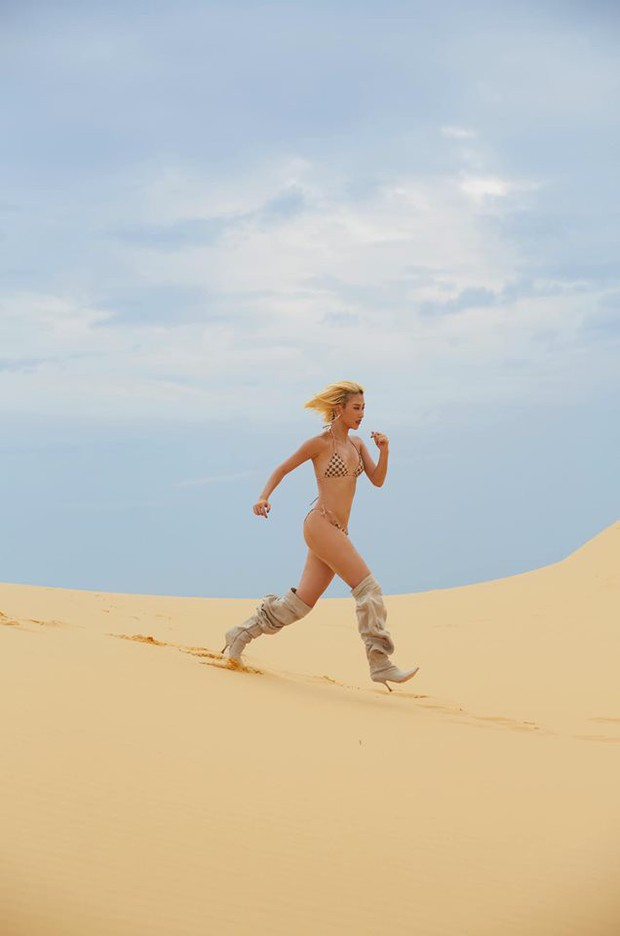 Đời du lịch của Quỳnh Anh Shyn chỉ 2 kiểu: Không mặc bikini ngả ngớn thì cũng lên đồ ngốt ngát ai cũng phải thua - Ảnh 4.